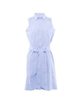 Clara Shirt Dress Blue