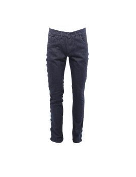 SN1 Denim Pants Black