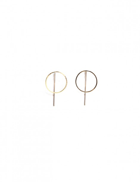 Xlo Earing Gold