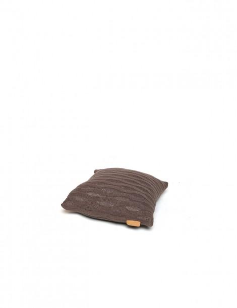 Pillow Case Pattern Burgundy