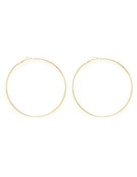 Hoop Gypsies Earring Ø 10 Gold