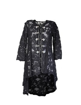Arrumi Kebaya in Black