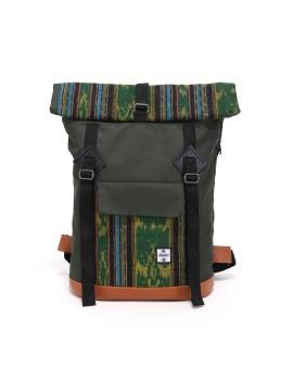Fold Backpack Green