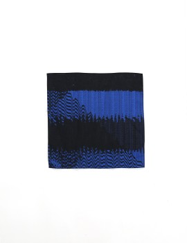 Scarf Fantasy in Cobalt (Small)