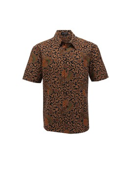 Men Batik Shirt Watura