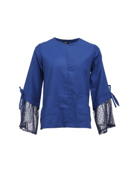 Amani Blouse Blue