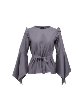 Agheta Blouse Grey
