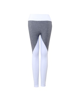We Love White And Grey Legging