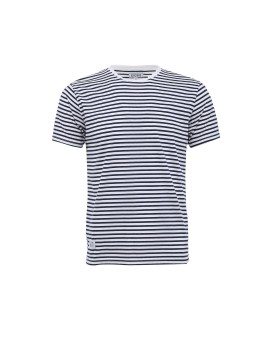 Navy Little Striped Hampton
