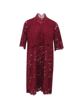 Marina Dress Red