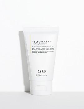 Yellow Clay Facial Scrub