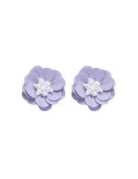 Mileka Earpin Purple