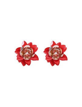 Fayola Earpin Red