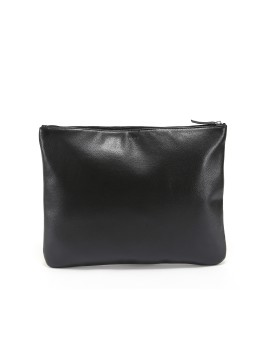 Large Flat Pouch Black