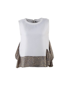 Arjuni Sleeveless Top