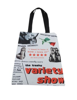 The Trashy Variety Tote Bag
