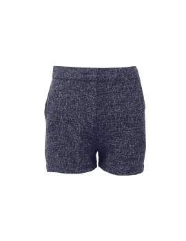 Irene Tweed Shorts Navy