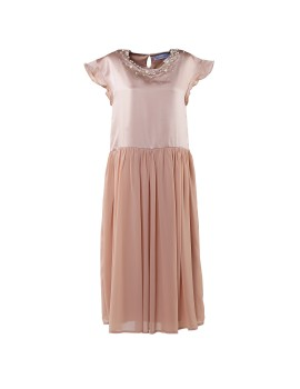 Ayu Dress Khaki
