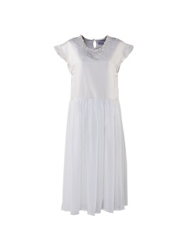 Ayu Dress White