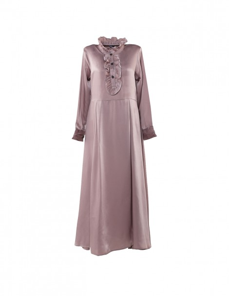 Adhwa Dress Coklat