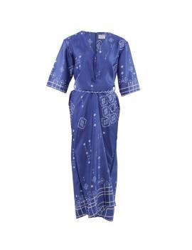 Syafira Dress Blue