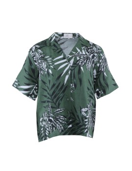 Tropic Shirt Green