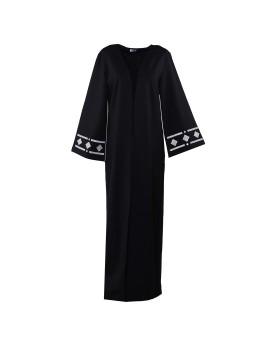 Black Abaya Black