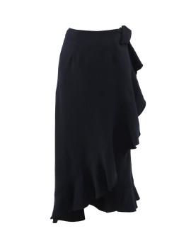 Para Skirt Black