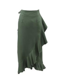 Para Skirt Green