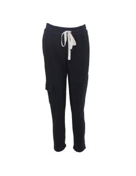 Kiyome Ancle Sweatpants Black
