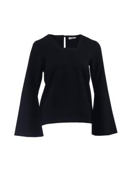 A&D Ladies Blouse Ms 1031 - Black