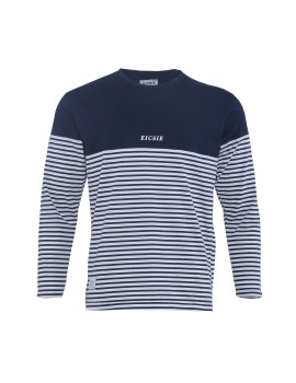 Navy Striped Sheffield