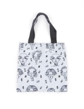 Odd Ones Out Tote Bag
