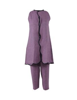 Santiago Suit Purple