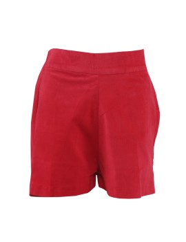 Uncommitted Shorts Red
