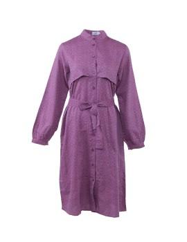 Moria Dress Mauve
