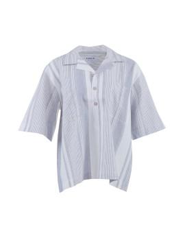 Keegan Oversized Shirt Gray