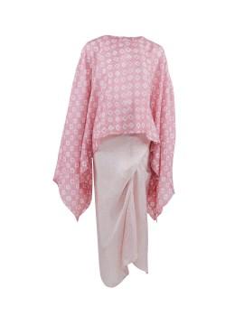 Jasmine Batik Set Pink