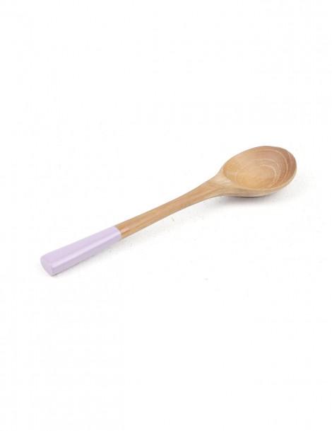 Large Sugar Spoon Purple