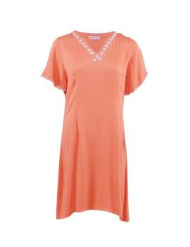 Conia Dress Teracotta