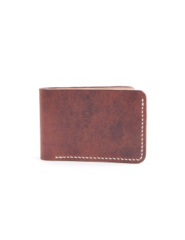 Short Wallet II Maroon