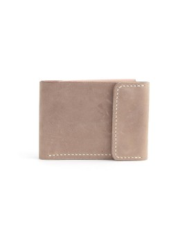 Short Wallet III Brown