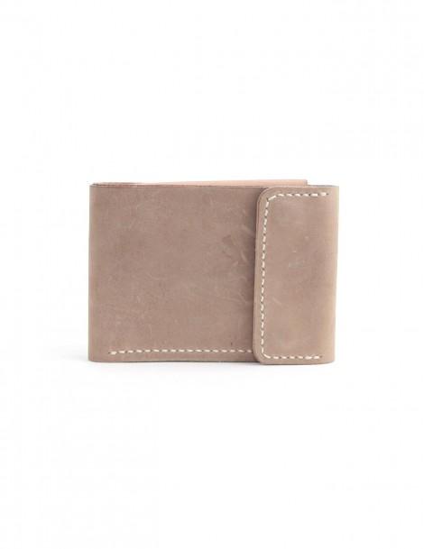 Short Wallet III Brown