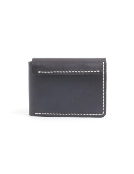 Trifold Wallet Black