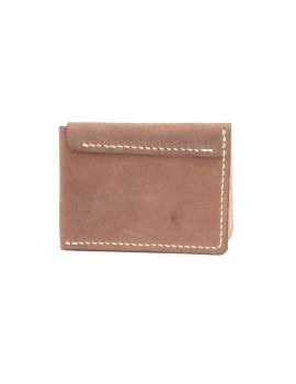 Trifold Wallet Suede