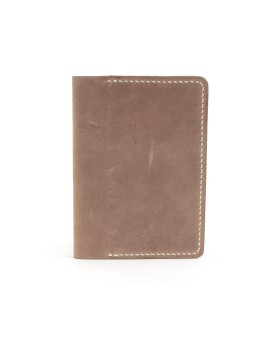 Passport Wallet I Suede