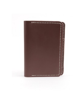 Passport Wallet I Brown