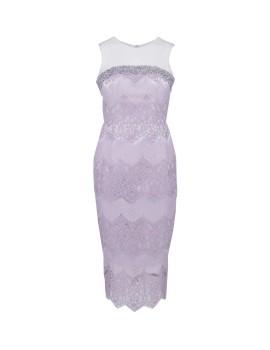 Karen Dress Purple