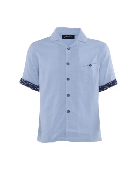 Arnesh Shirt Light Blue