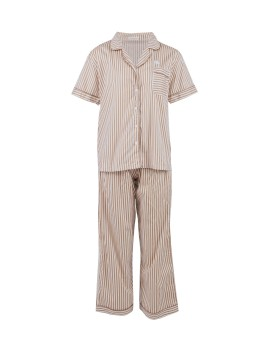 Pyjamas Basic Taupe